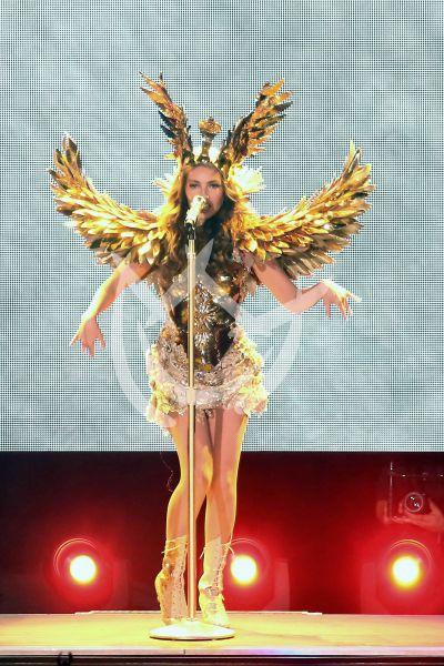 Thalía recuerda a Juanga y a ¿Beyoncé?