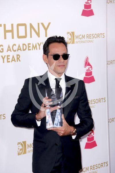 Marc Anthony es la Persona del Año de Latin Grammy