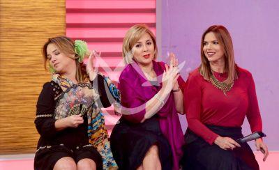 Ada, Ana y Rashel son muy ¡majas! y Daniel ¡cantaor!