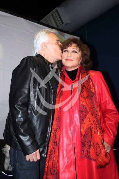 Angélica María y Enrique Guzmán son Pareja de Oro