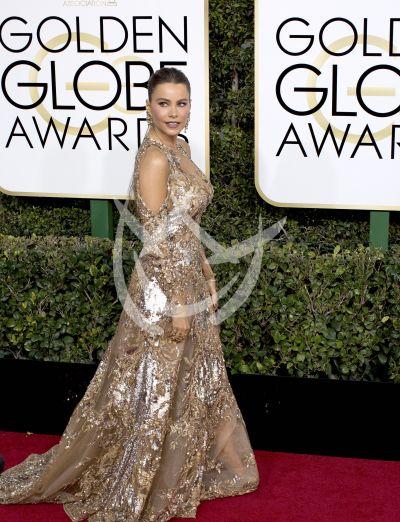 Sofía Vergara en Golden Globe