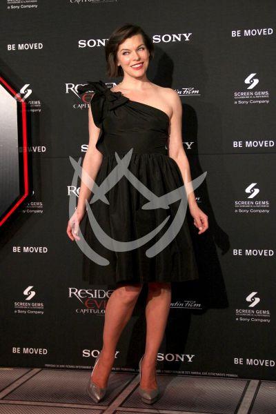 Mila Jovovich en Mx