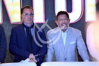 Juan y Gerardo a Aventurera