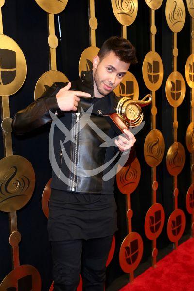 Prince Royce y más ganadores de Lo Nuestro