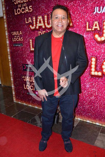 Tony Flores en 2015