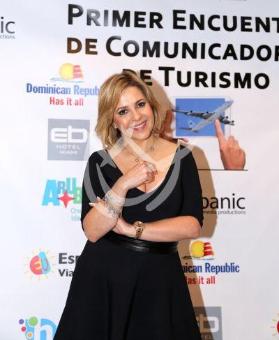 Ana María Canseco de turismo