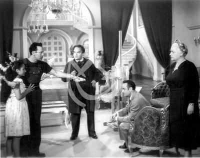 Ustedes los Ricos, 1948