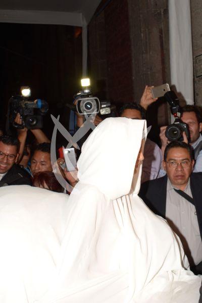 Ximena Navarrete da el sí