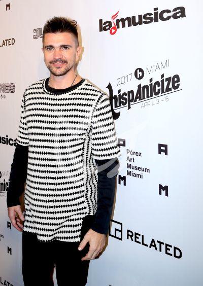 Juanes se pone como actor de película
