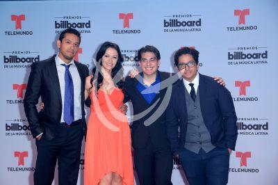 Los hijos de Juan Gabriel en Billboard