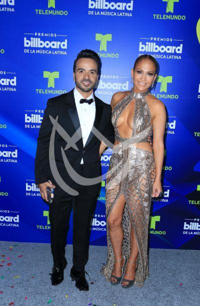 Jennifer López y Luis Fonsi ¡vámonos Despacito!