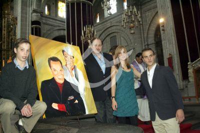Moreno Ivanova recuerda a Cantinflas