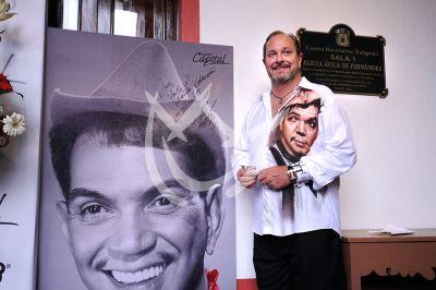 Muere Mario Moreno Ivanova, el hijo de Cantinflas