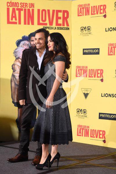 Eugenio y Salma son Latin Lovers en Mx
