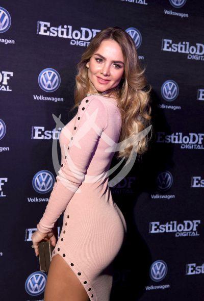 Ximena Córdoba con Estilo DF