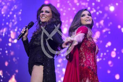 Ana Bárbara y Edith Márquez son Reinas en el Arena