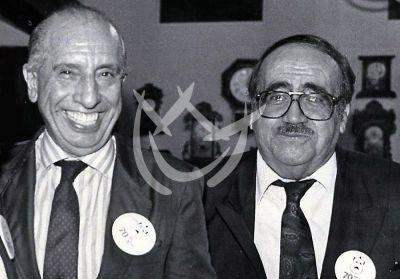 Héctor Lechuga y Pedro Ferriz
