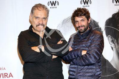 Joaquín Cosío y José María de Tavira llegan a Marte