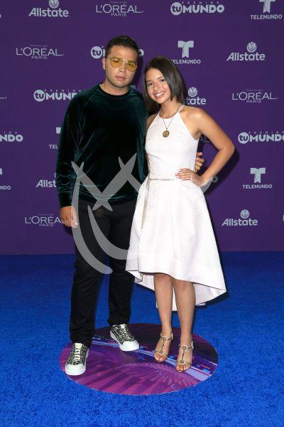 Leonardo y Ángela en PTM