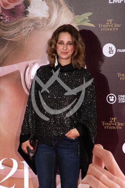 Claudia Ramírez y más van al cine en francés