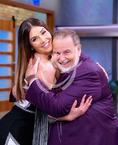 Marlene Favela y el Gordo de Molina bailan ¡así!