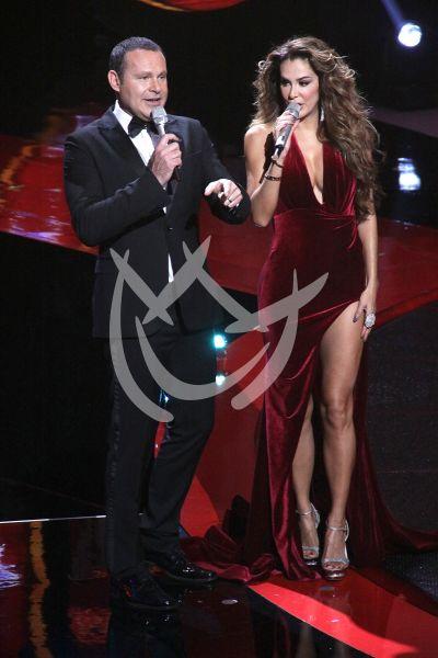 Alan Tacher y Ninel conducen Premios Bandamax
