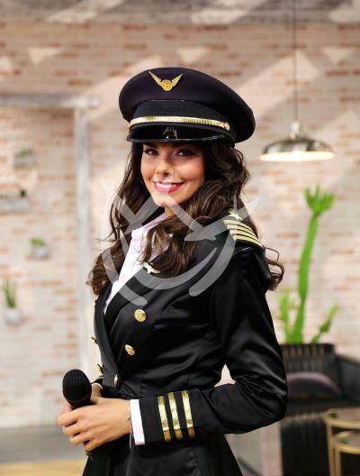 Livia Brito es la piloto de MQB