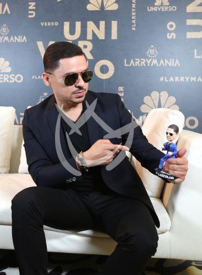 Larry Hernández cuentra todas sus Larrymanías