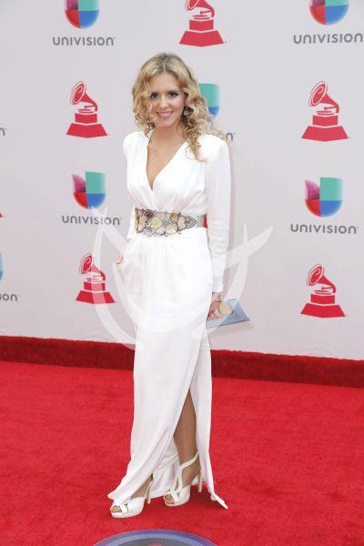 Mabel Millan en Latin Grammy