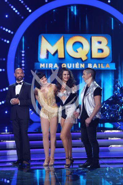 Todos con Ana Patricia en la final de MQB