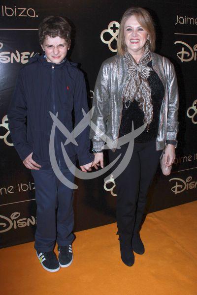 Erika, Mark y más a la moda con Disney
