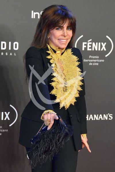 Verónica Castro en los Fénix 2017