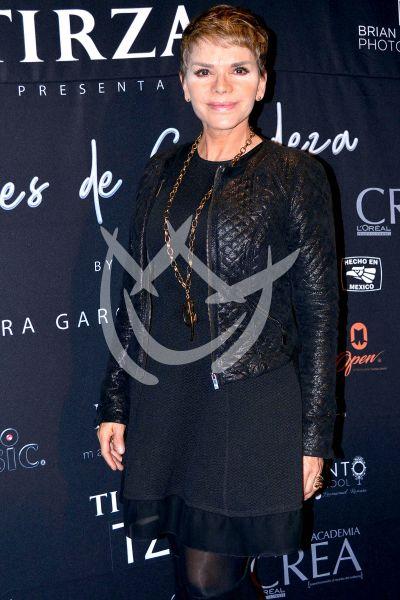 Roxana Chávez de diseñadora