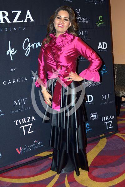 Sara García Meza diseñadora