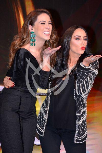 Jacqueline Bracamontes y más de Premios TvyNovelas 2018