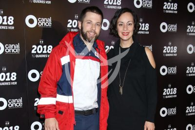 Luis Arrieta y Gabriela de la Garza son Paramédicos