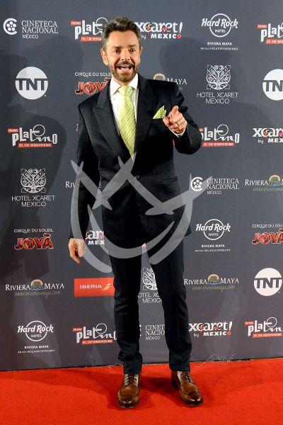 Eugenio Derbez conducirá los Premios Platino al Cine Iberoamericano