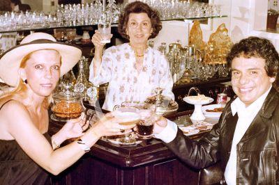 José José y las mujeres de Sinatra