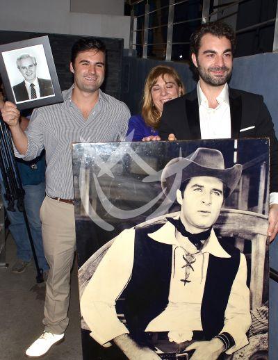 Esposa e hijos de Rogelio Guerra lo recuerdan