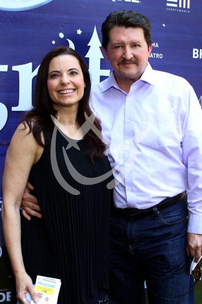 Yolanda Ventura y Juan Ignacio Aranda son ogritos