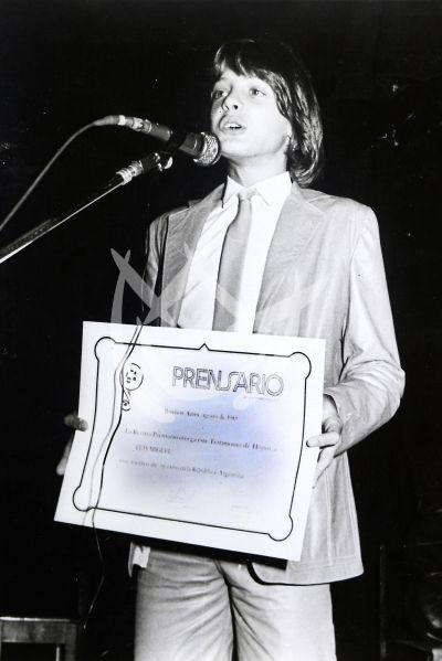Luis Miguel en Argentina, 1983