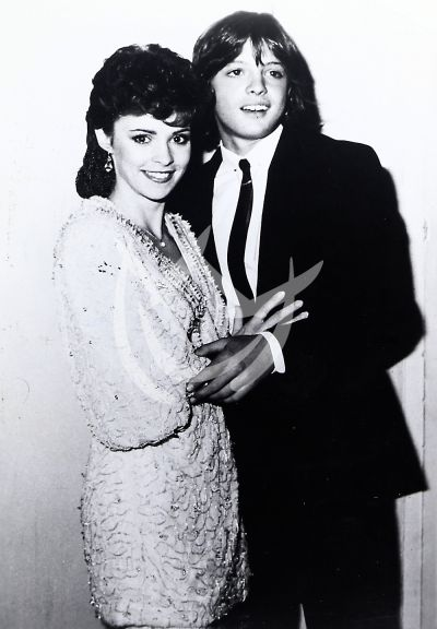 Luis Miguel y Sheena Easton
