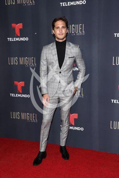 Diego Boneta en Luis Miguel, la Serie
