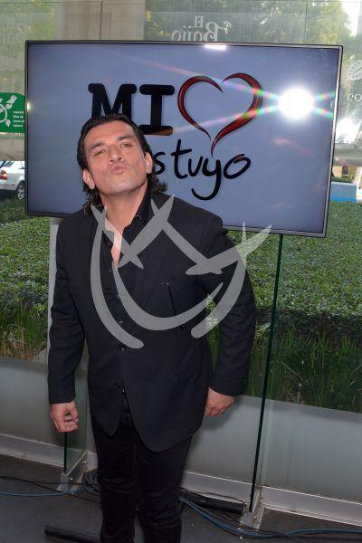 Jorge Salinas con nuevo look y más de Mi Corazón es Tuyo