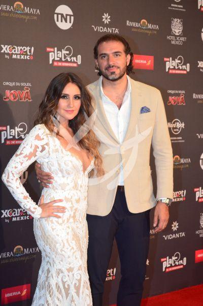 Dulce María, Claudia Álvarez y más en Premios Platino