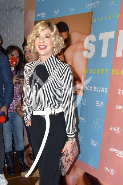Edith González y más con Straight