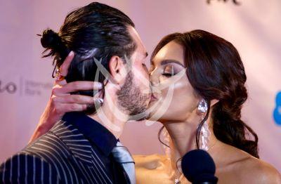 Zuleyka Rivera presume novio en la gala de St Jude vs cáncer