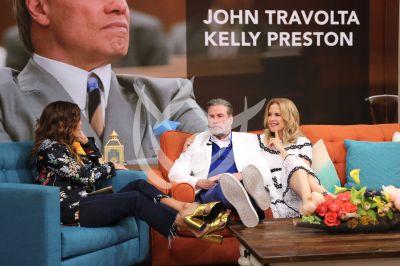 John Travolta se pone cómodo en Despierta