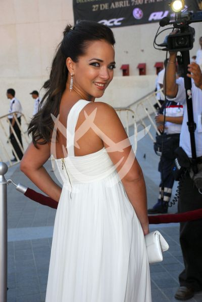 Adamari López en Premios Tv y Novelas