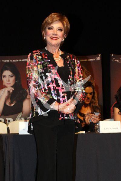 Jacqueline Andere es Arpía